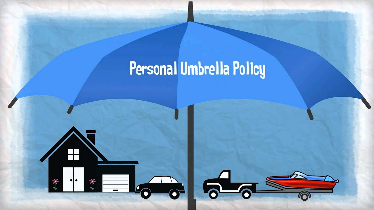 Insurance 101 Personal Umbrella Policy Youtube