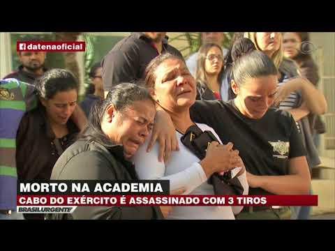 Osasco: Jovem é Assassinado A Tiros Dentro De Academia