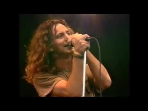 Pearl Jam - Alive (vocals only!) VIDEO