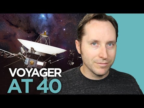 Voyager At 40: Humanity's Eternal Message In A Bottle   Answers With Joe