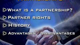 edit Starting your Business in Florida : Types of Entities, Partnerships