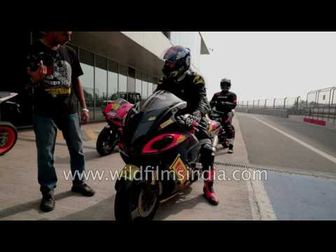 Delhi NCR's new speed racing destination: Buddh International Circuit