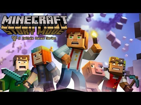 "Minecraft Story Mode S01E01 ""The Order of the Stone"" (Twitch stream)"