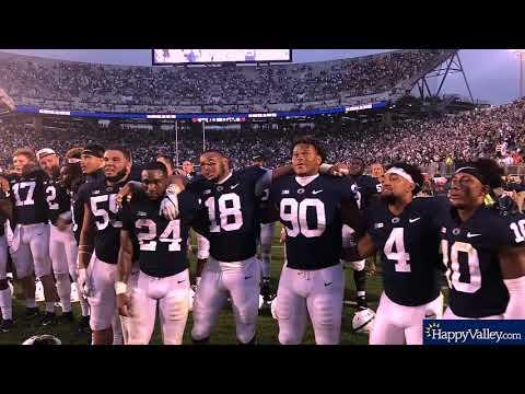 Penn State-Appalachian State alma mater