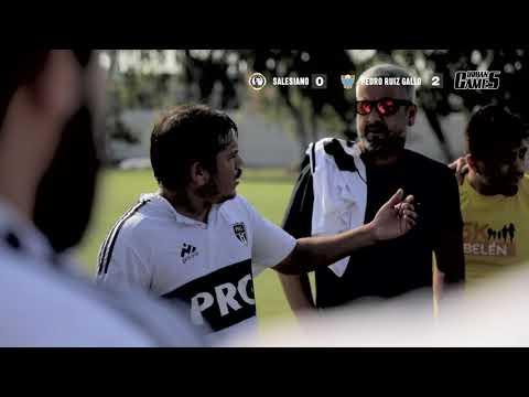 ADECORE M30 - Salesiano VS Pedro Ruiz Gallo