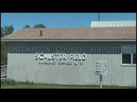 AWOS System To Be Added To Ontonagon Airport