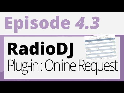 Créer sa radio - 4.3 - Radio DJ : Online Request