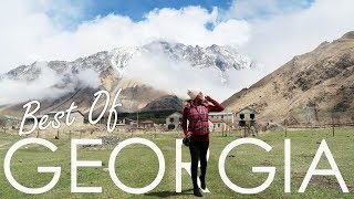 TOP 5 Places To Visit In GEORGIA - Kazbegi Day Trip From Tbilisi