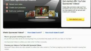 Setup YouTube Sponsored PPC Search: The New Google Adwords