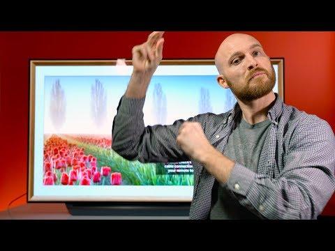 (Game Mode HDR) 2018 LG C8 OLED vs. LG B7 OLED -- Dynamic Tone Mapping Test