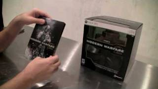 Modern Warfare 2 Prestige Edition Unboxing (Official) thumbnail