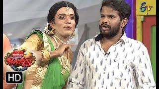 Hyper  Aadi Raijing Raju Performance | Jabardasth | 21st September 2017| ETV  Telugu