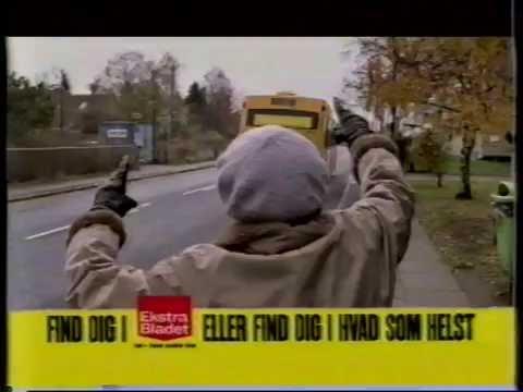 """Ekstrabladet reklame (2002) """"Forestil dig en verden uden Ekstra Bladet"""""""