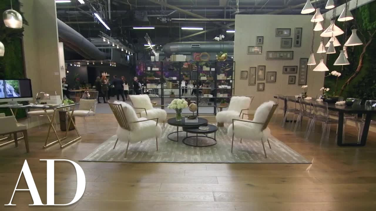 Architectural Digest Design Show 2016 Coverage