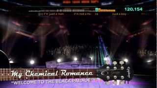 Rocksmith DLC - My Chemical Romance