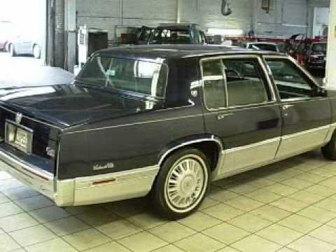 1992 Cadillac DeVille - San Francisco CA - YouTube