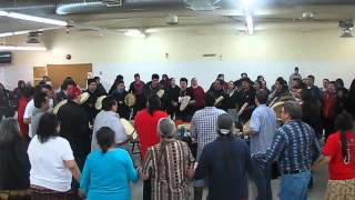 moose factory round dance