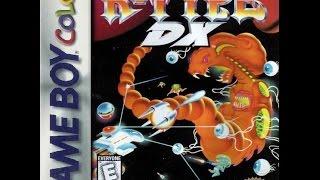 R-Type DX (1999) - Nintendo Gameboy Color