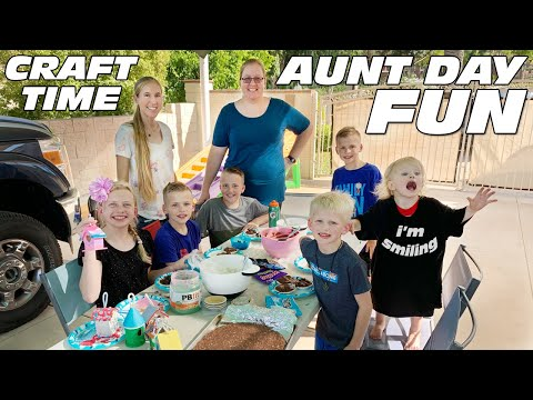 Aunties Day 2019!! - Mommy Monday