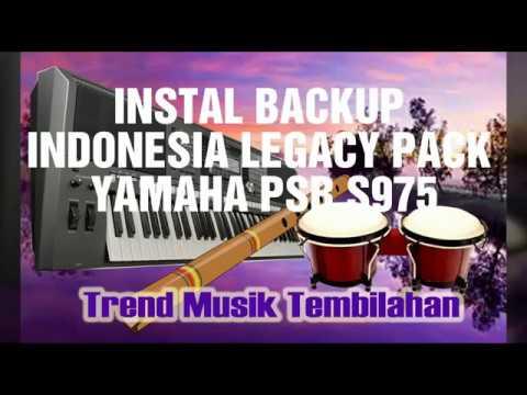 Yamaha psr s975  Yamaha psr s775  Yamaha expansion packs