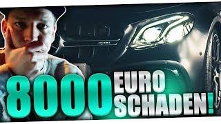 8000 Euro Schaden am AMG 😡