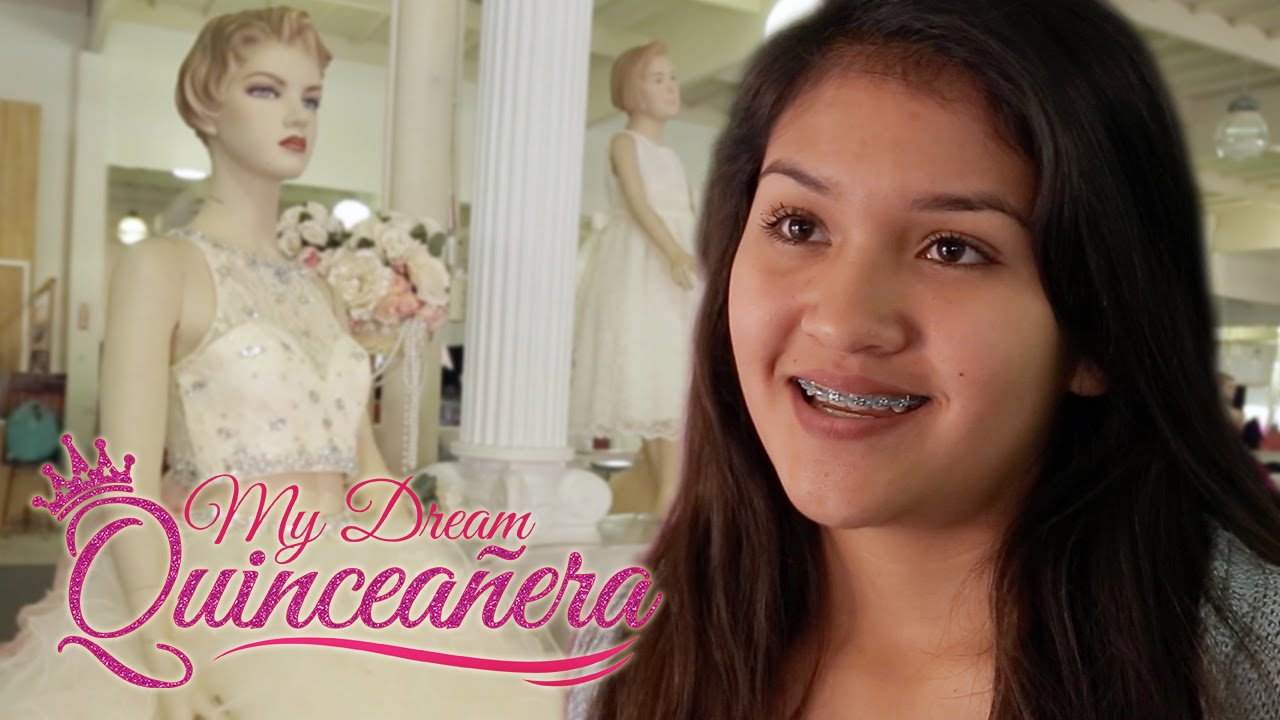 Say Yes to the Dress - My Dream Quinceañera - Alyssa Ep.2 - YouTube