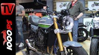 Kawasaki Z1000/Z953 Umbau-Kit | Deals & Wheels