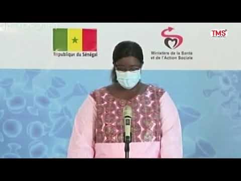 Coronavirus Le Sénégal enregistre 10 nouveaux cas positifs et 5 décés, ce lundi 20 avril