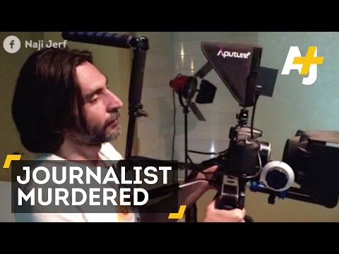 Syrian Journalist Murdered Reporting on ISIS
