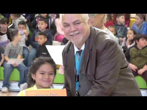 George I Sanchez Collaborative  Elementary School  Honor Roll 2020