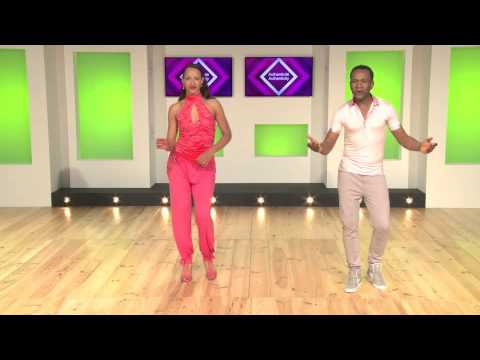 The unique Sway and Basic step of Haitian Kompa dance !