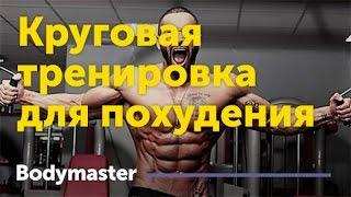 Круговая тренировка для похудения