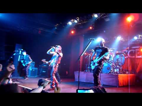 Accept - New World Coming.MOV Live At Milk Club Moscow. 09/03/2011