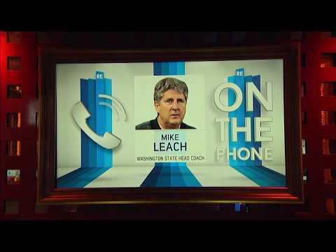 Wazzu HC Mike Leach's VERY Detailed Plan For A 64-Team Football Playoff   The Rich Eisen Show