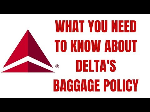 What You Need To Know About Delta Airlines' Carry-on Policy