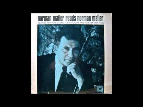 Norman Mailer Reads Norman Mailer.