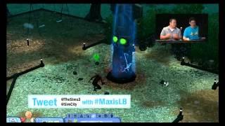 Sims 3 Saisons : La pierre Meteorologique