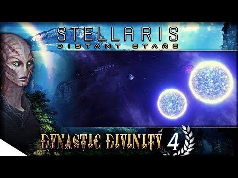 Amoebas & Ancient Cruisers - 2.1 Niven Gameplay | STELLARIS: Distant Stars — Dynastic Divinity 4