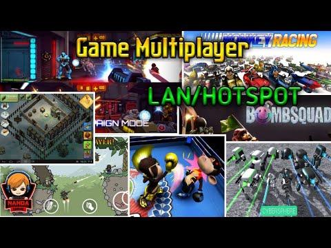 Game Multiplayer Offline Lan Hotspot Youtube