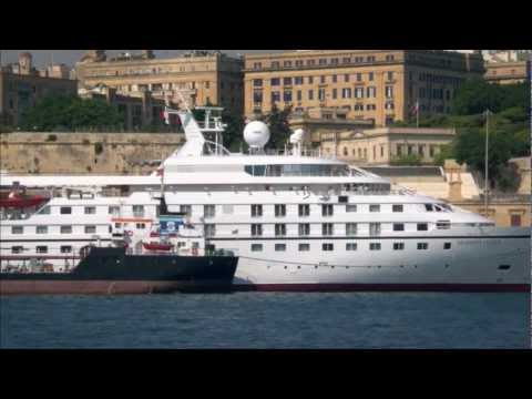 Valletta Cruise Port, Malta - The door to the Mediterranean