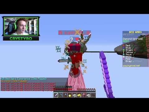 UN HACKER ZBOARĂ ŞI NE DISTRUGE PATUL !!! Minecraft Bed Wars | Episodul 36 !