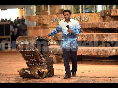 Download SCOAN 20/11/16: (Part 1/3) Message; Let God Release You by TB Joshua. Live Sunday Service