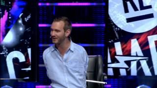 Rock Church - Nick Vujicic - God's Plan For You
