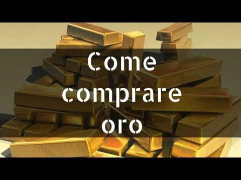 Comprare oro a buon mercato [per investire]