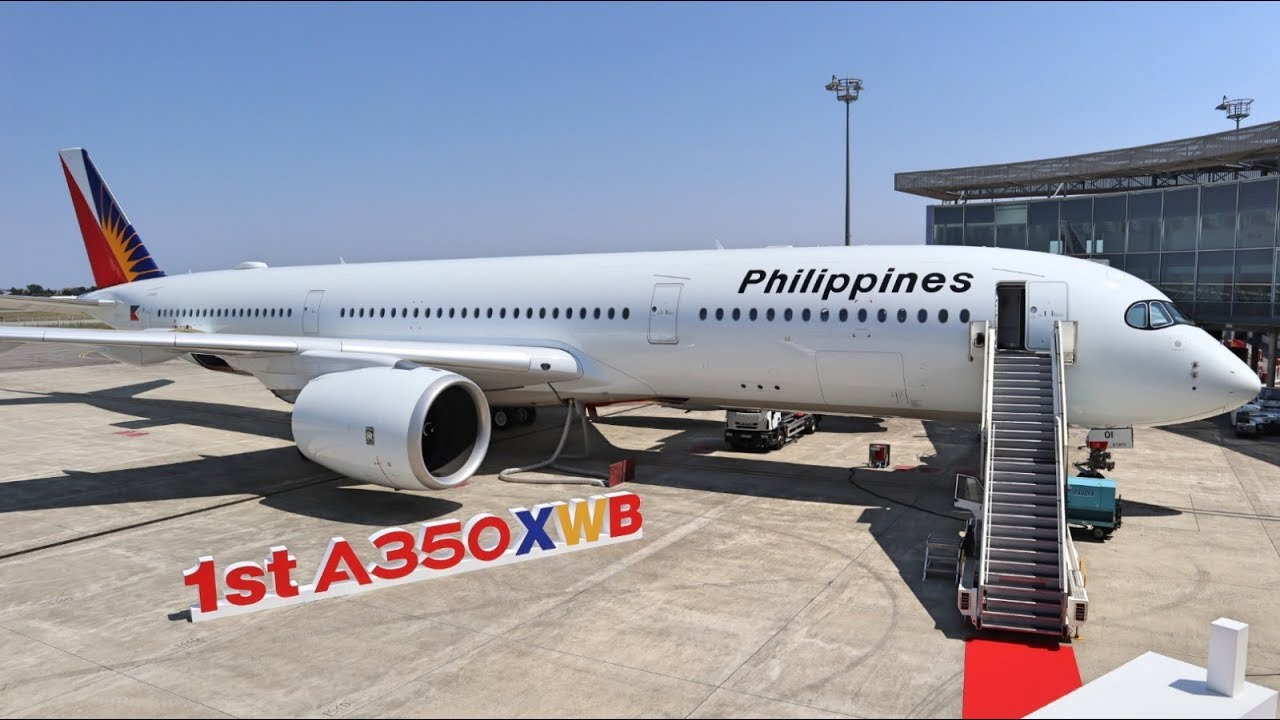 Complete Review of Philippine Airlines NEW A350-900XWB