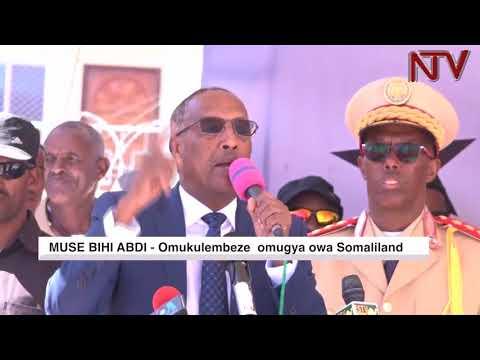 Eggwanga lya Somali Land: Baabano abakyayaayana okwekuttula ku Somalia
