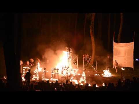 Api unggun Medicamp 2016 : PALEOZA