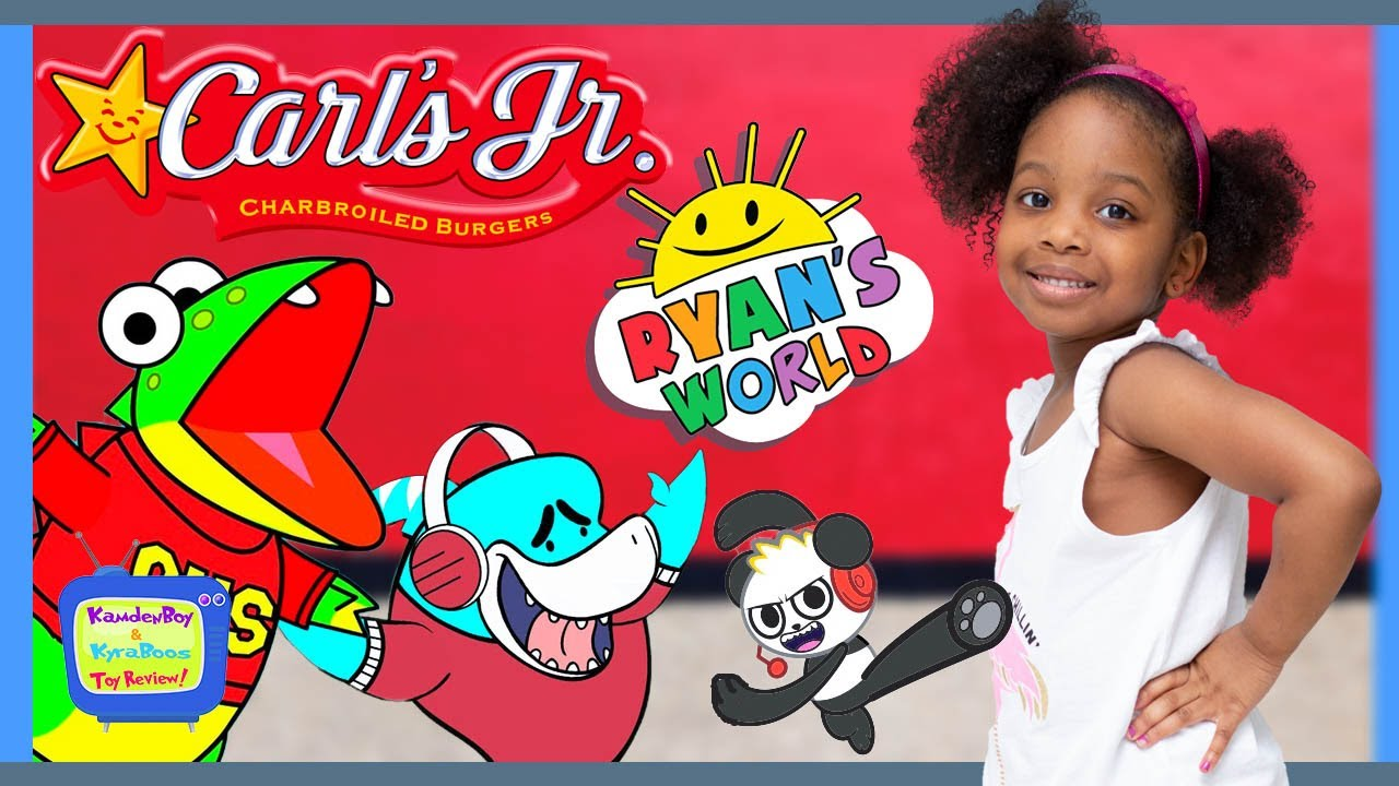 Drive Thru Pretend Play | Star Pals Ryans World Toys