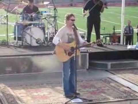 Craig Morgan doing John Conley imitation live wv