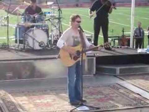 Craig Morgan doing John Conley imitation live wv